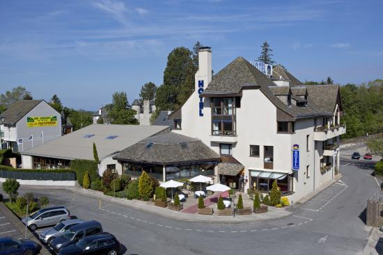Best Western Le Relais de Laguiole Hotel & Spa: Hôtel