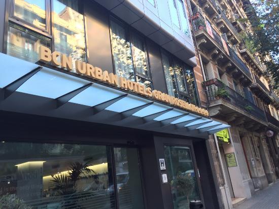 Hotel BCN Urban Gran Rosellon