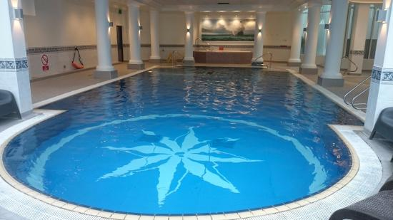 Revamped Pool Area Picture Of Grand Harbour Hotel