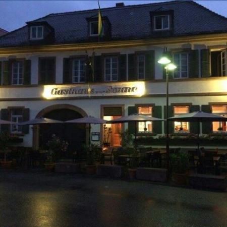Rhodt unter Rietburg, Németország: Gasthaus zur Sonne