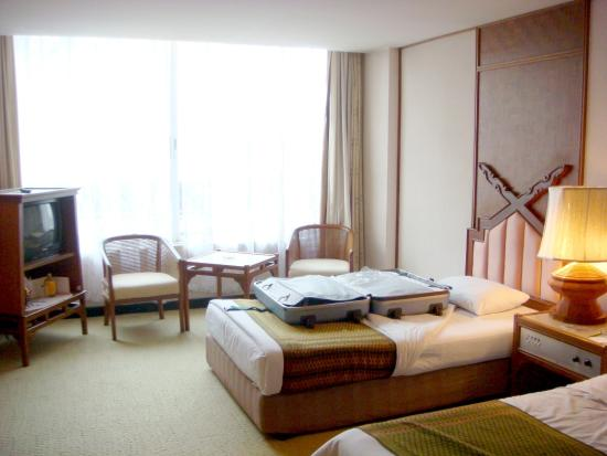 Chiang Mai Orchid Hotel: お部屋