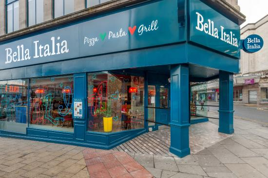 Billedresultat for bella italia liverpool