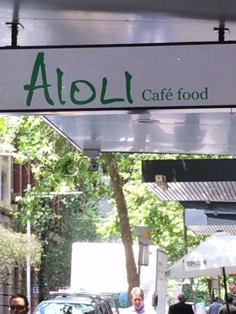 Aioli Cafe Food