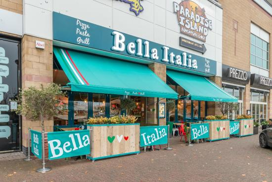 Bella Italia Sheffield