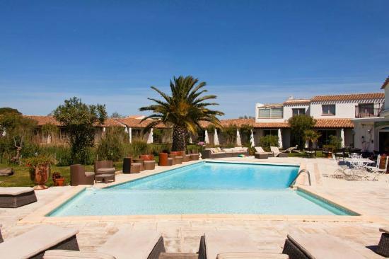Hotel La Tramontane: piscine
