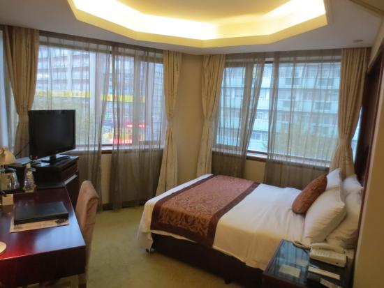 Friendship Hotel Hangzhou: 部屋