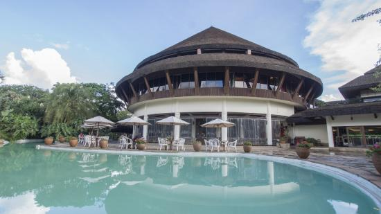 Safari Park Hotel: Cafe Kigwa - 24hrs International Restaurant