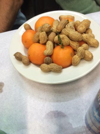 arachidi e clementine
