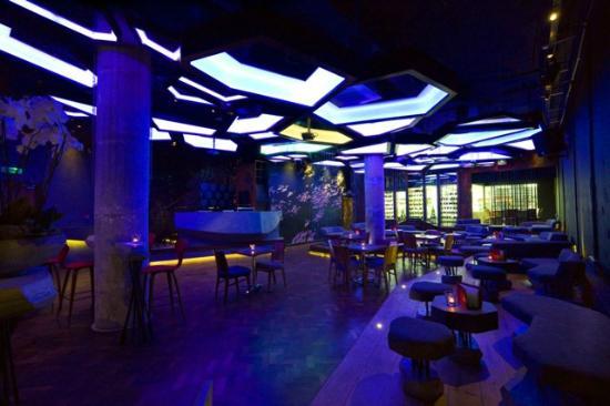 Lounge bar - Picture of City Zebrano, London - TripAdvisor