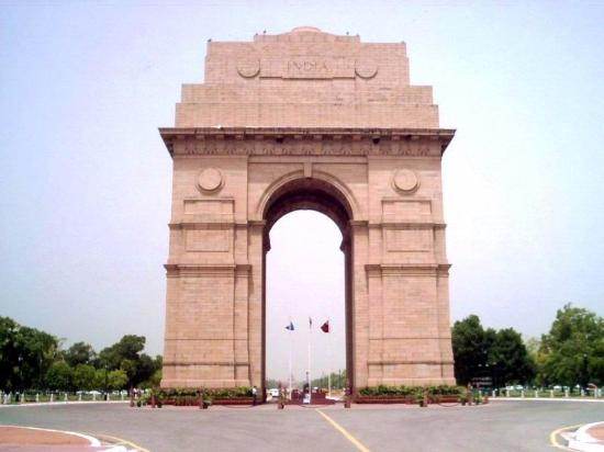 Pictures of india gate
