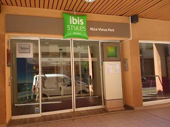 Picture of ibis styles nice vieux port nice tripadvisor - Ibis style nice vieux port ...