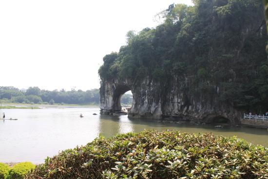 Liu Sanjie Landscape Garden of Guilin: guilin