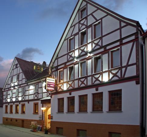 Hotel Restaurant Krone Tauberrettersheim
