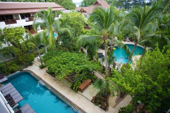 Thai Palace Resort: View