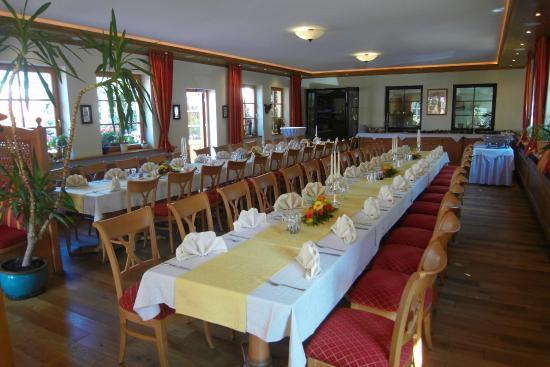 Bad Blankenburg, Germany: Gemütlicher Gastraum