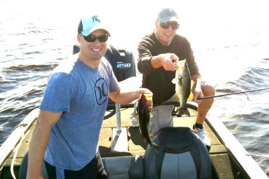 Florida Bass Fishing with Orlando Bass Fishing Guides