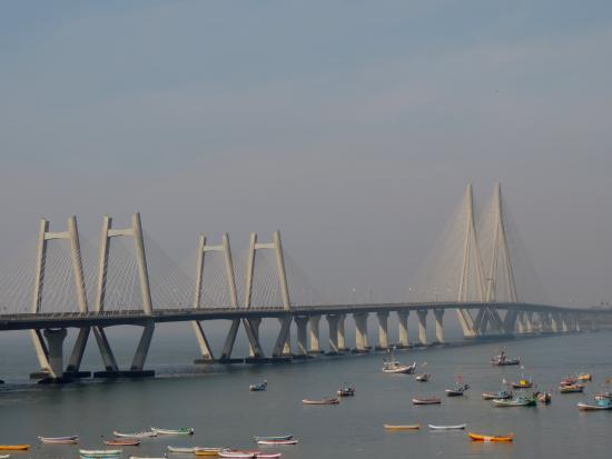 essay on bandra worli sea link