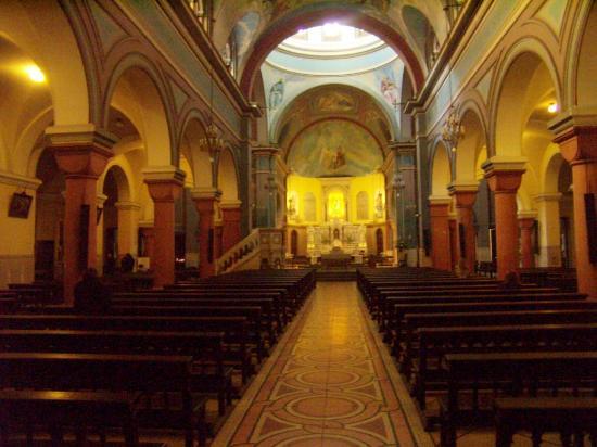 Basilica Nuestra Senora del Carmen