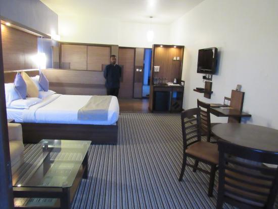 Nahar Retreat & Spa: ROOM