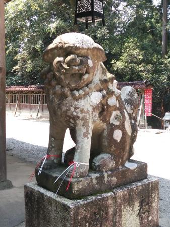 宍粟市, 兵庫県, 伊和神社