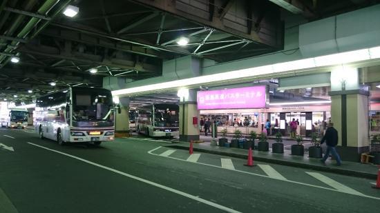 三番街バスターミナル - 大阪市...