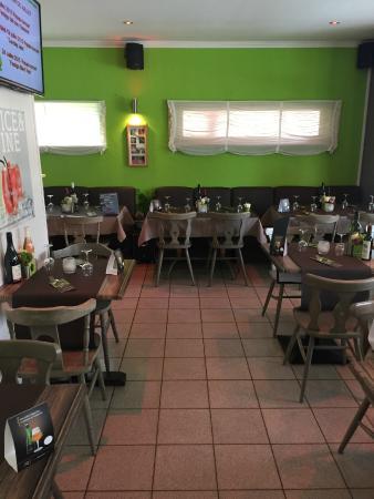Hotton, Belçika: Côté restaurant
