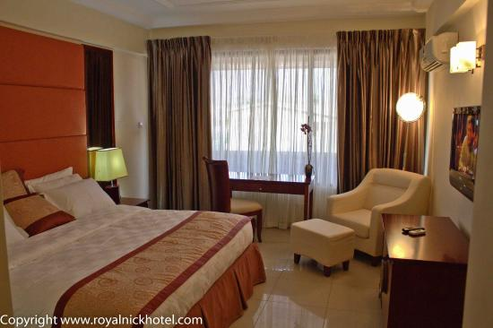 Royal Nick Hotel: Deluxe Room