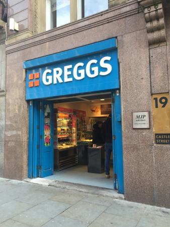 Greggs - Castle Street