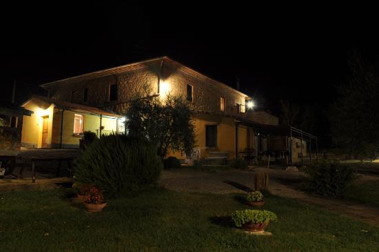 Agriturismo Bonellino Vecchio: agriturismo in notturna