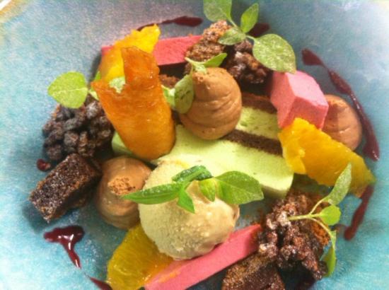 Castricum, Niederlande: chocolade.......