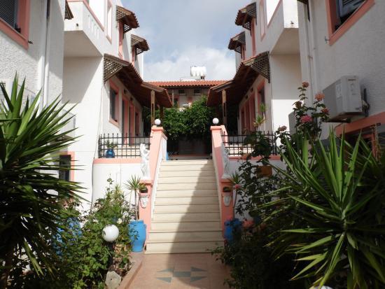 Palmira Apartments : esterno