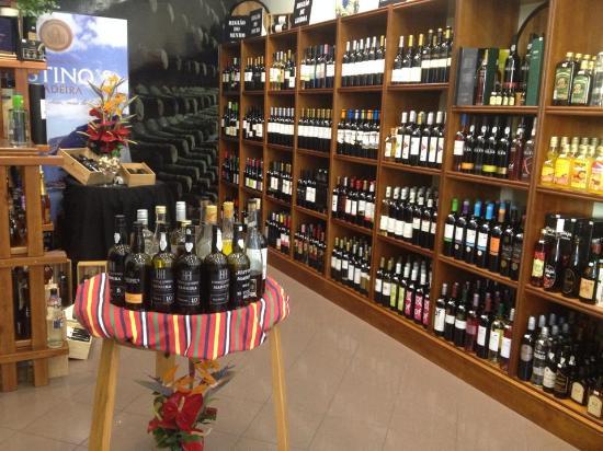 Perola Dos Vinhos Wine Shop