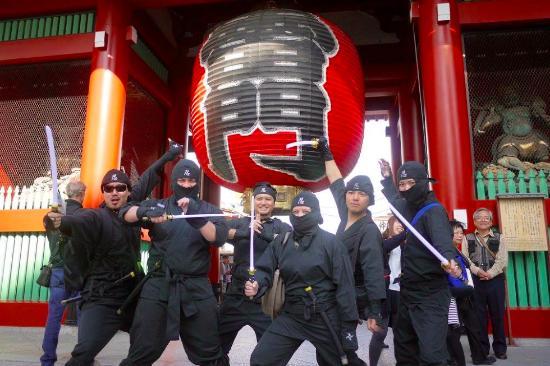 Ninja Tour