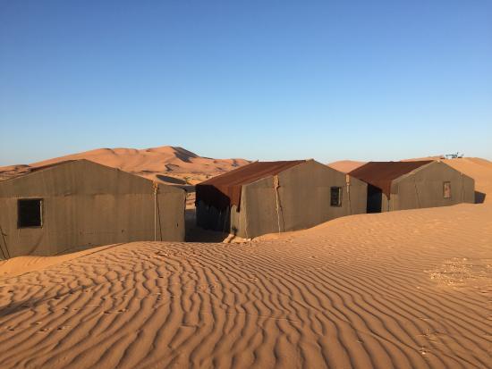 Les Cles Du Desert Luxury Bivouac: The tents