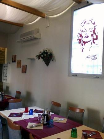 Freedom Caffe: ah, la Marylin...