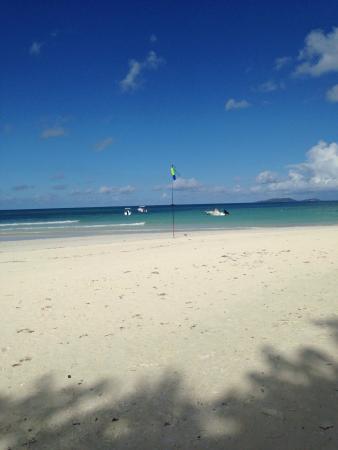 Praslin Island, Seychelles: Incantevole spiaggia