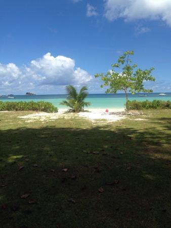 Νήσος Πράσλιν, Σεϋχέλλες: Incantevole spiaggia