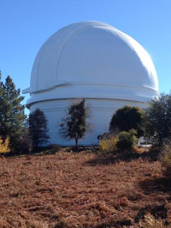 Palomar Mountain, CA: The Observatory