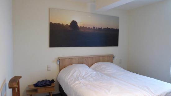 Holsbeek, Bélgica: Slaapgedeelte van de kamer