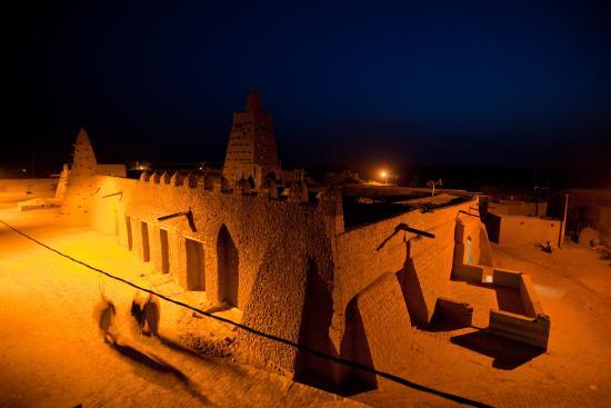 Timbuktu, Mali: anime nella notte