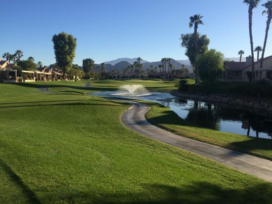 The Oasis Country Club Golf Course