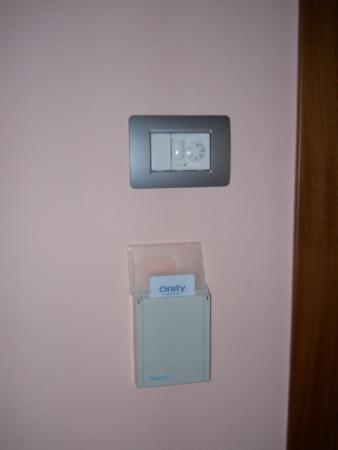 B&B America: stanza climatizzata
