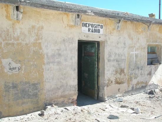 Tolar Grande, Argentyna: Campamento La Casualidad