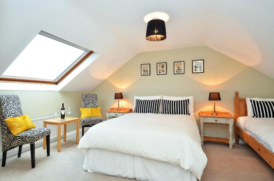 Cappa Veagh Bed & Breakfast: Bedroom