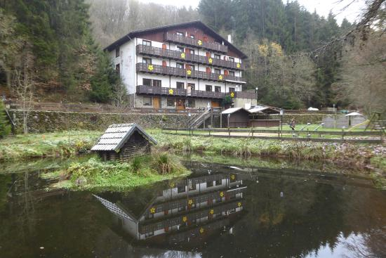 Wolffhotel : het hotel