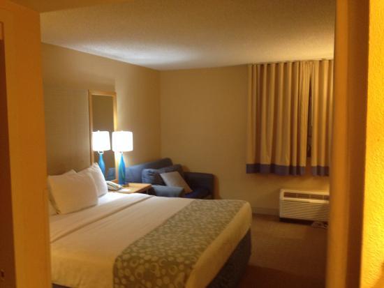 La Quinta Inn & Suites Fort Lauderdale Tamarac: Quarto