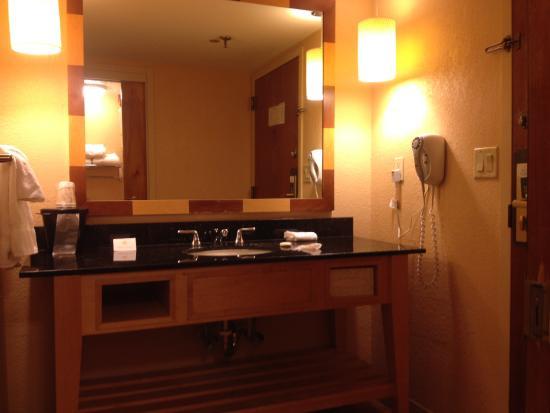 La Quinta Inn & Suites Fort Lauderdale Tamarac: Espelho