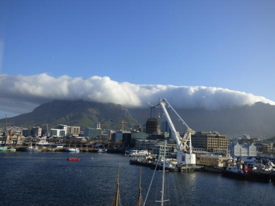 The Table Bay Hotel: Room 222 View