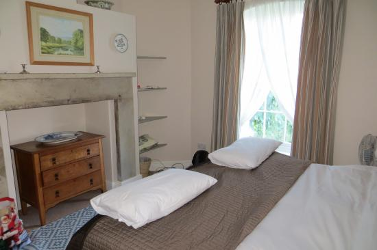 New Forest National Park, UK: The bedroom