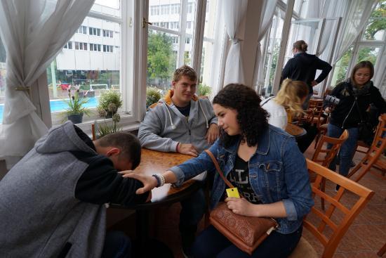 布達佩斯塞薩爾酒店照片